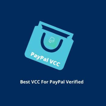 buy vcc to verify paypal