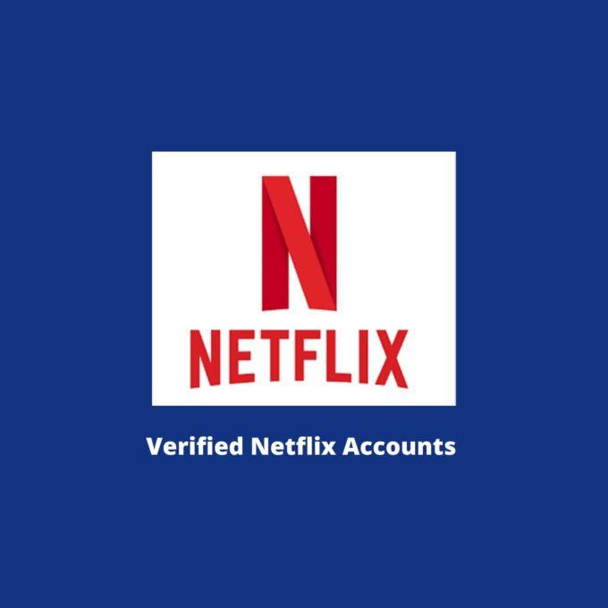 buy netflix account