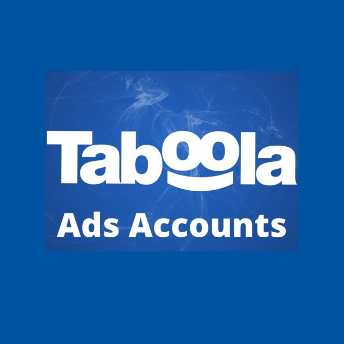 Taboola Ads Accounts